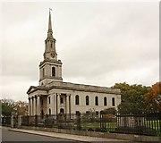 TQ3880 : All Saints, Newby Place, Poplar by John Salmon