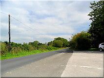 SJ7971 : Bomish Lane near Jodrell Bank by nick macneill