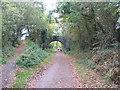 SP2973 : Bridleway bridge by E Gammie