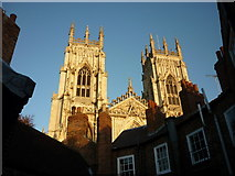SE6052 : York Minster by Ian S