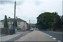 N9674 : Chapel Street (N2) at Slane by Eric Jones