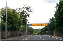 N9674 : The N2 at the start of the descent to the Slane Bridge by Eric Jones