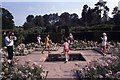 TQ4745 : Hever Castle Gardens (2) by Peter Shimmon