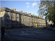 NT2473 : North side of Charlotte Square, Edinburgh by John Lord