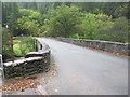SH7557 : A5 crossing Afon Llugwy at Ty-hyll by John Firth