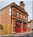 ST8745 : The Old Fire Station by Mike Smith