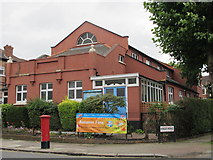 TQ2284 : King's Hall Community Centre, Harlesden Road / King's Road, NW10 by Mike Quinn