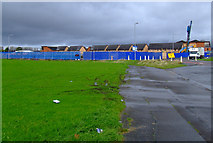 NS4865 : Building site at Shortroods Avenue by Thomas Nugent