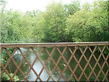 H5713 : The Dromore River viewed from the Drumloaghan Bridge by Eric Jones