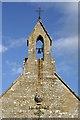 NT4314 : The bellcote at Roberton Kirk by Walter Baxter