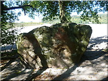 TQ7560 : The White Horse Stone, Boxley Warren by Marathon