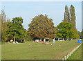 SU8184 : Hurley Meadow by Graham Horn