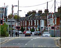 TQ1979 : Bollo Lane level crossing by Thomas Nugent