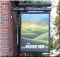 SU8283 : Rising Sun by Graham Horn