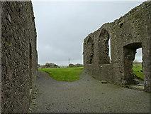 N9560 : Inside the ruins by James Allan
