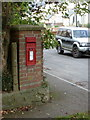 SY4693 : Bridport: postbox № DT6 95, Allington Mead by Chris Downer