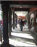 SX9292 : Arcade, Exeter High Street by Derek Harper