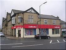SE1431 : Ladbrokes - Great Horton Road by Betty Longbottom