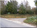 TM2541 : Chapel Road, Bucklesham by Adrian Cable