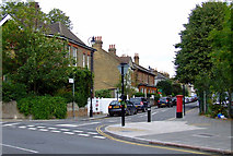 TQ1979 : Avenue Road by Thomas Nugent