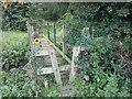SP9443 : Footbridge near Cranfield University by Robert Kerr