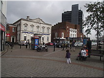 SD8913 : Royal Bank of Scotland, Rochdale by Philip Platt