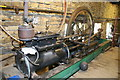 SK2999 : Wortley Top Forge - steam engine by Chris Allen