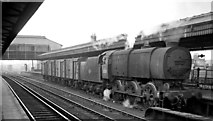 TQ2775 : Clapham Junction (Windsor Lines), with up van train by Ben Brooksbank