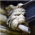 SU1790 : Gargoyle (2 of 2) St Leonard's Church, Stanton Fitzwarren by Brian Robert Marshall