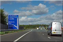 SE4149 : A1(M) junction 46 by Robin Webster
