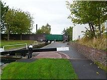 SO9199 : Wolverhampton, Cannock Road Bridge by Mike Faherty