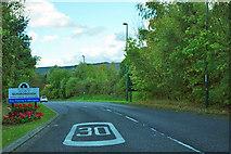 NZ5915 : Entering Guisborough by Robin Webster