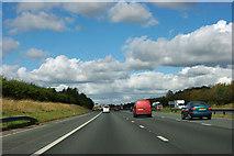 SE4154 : A1(M) northbound by Robin Webster