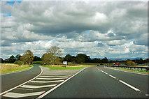 SE3974 : A168 - A167 junction by Robin Webster