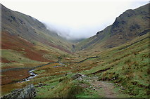 NY4112 : The valley of Pasture Beck by Jim Barton