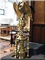 TQ8833 : Lectern, St Mildred's Church by Maigheach-gheal