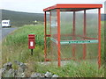 HU5192 : Camb: postbox № ZE2 82 by Chris Downer