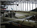 TL4646 : Concorde in the AirSpace Hangar, Duxford by David Purchase
