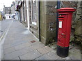 HU4741 : Lerwick: postbox № ZE1 44, Commercial Street by Chris Downer