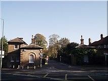 TQ3770 : Lodges to Beckenham Place by David Anstiss