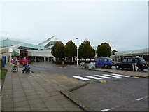 NT1772 : Gyle Shopping Centre by Chris Allen
