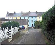 SM7525 : Peter's Lane looking towards Nun Street by Stuart Logan