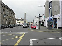H6733 : North Road, Monaghan by Kenneth  Allen