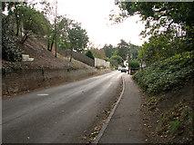 TM2649 : North Hill, Woodbridge by Evelyn Simak