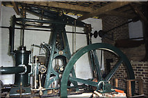 SU8529 : Hollycombe Steam Collection - beam engine by Chris Allen