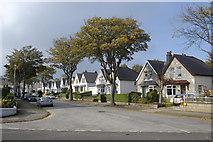 NJ9304 : Villas on Crathie Terrace, Aberdeen by Bill Harrison