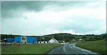 N5779 : The depot of Galligan Motors Oil and Fuel Distributors at Boolies by Eric Jones