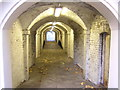 TQ2882 : Tunnel under Marylebone Road by Christopher Hilton