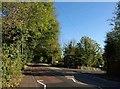TQ2651 : Junction on the A242 by Derek Harper