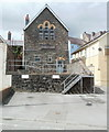 SN4119 : The Old School, The Quay, Carmarthen by Jaggery